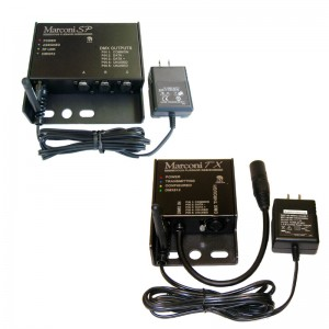 W-DMX Transmitter and Receiver